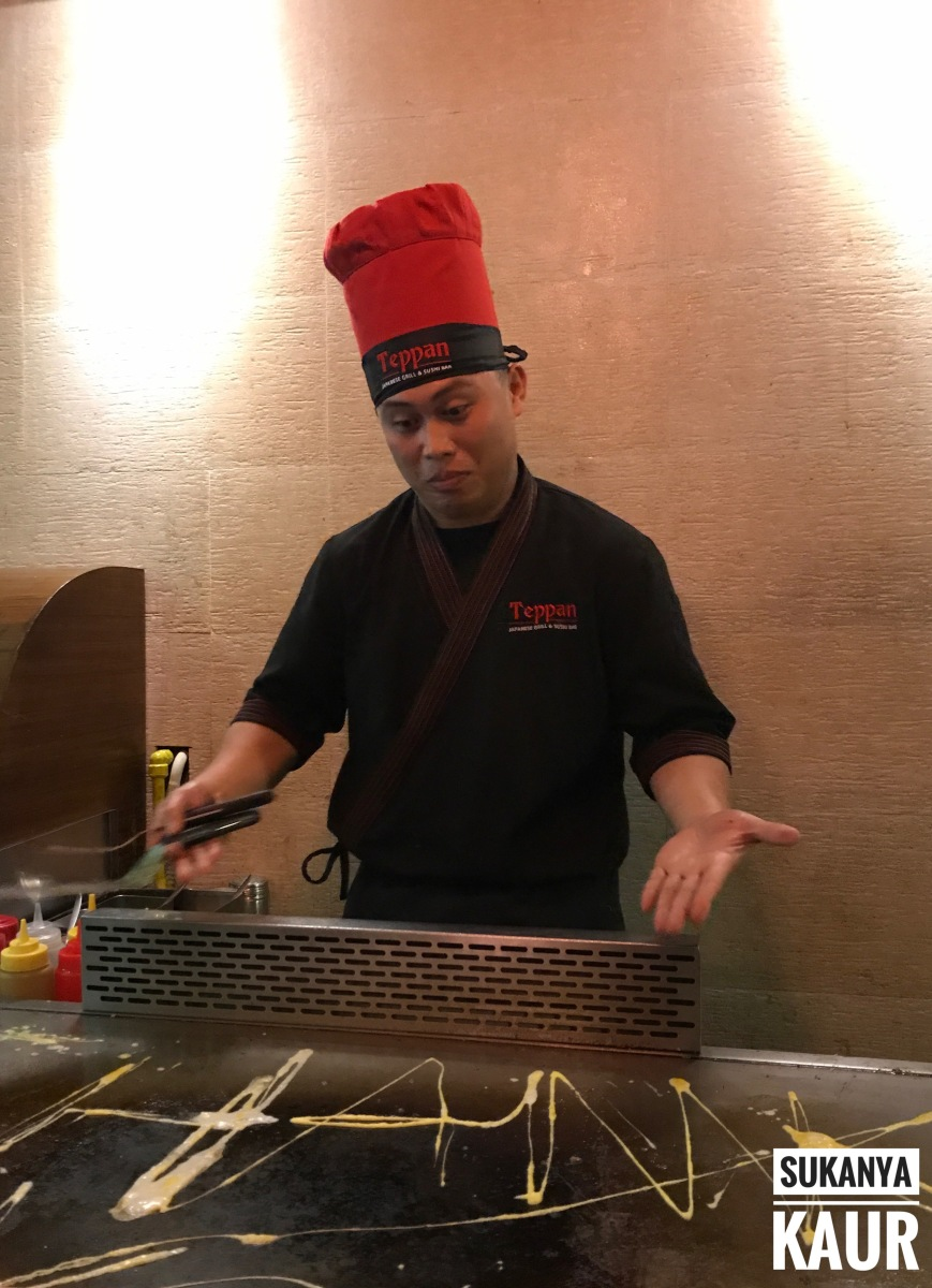 Teppanyaki Experience | Teppan