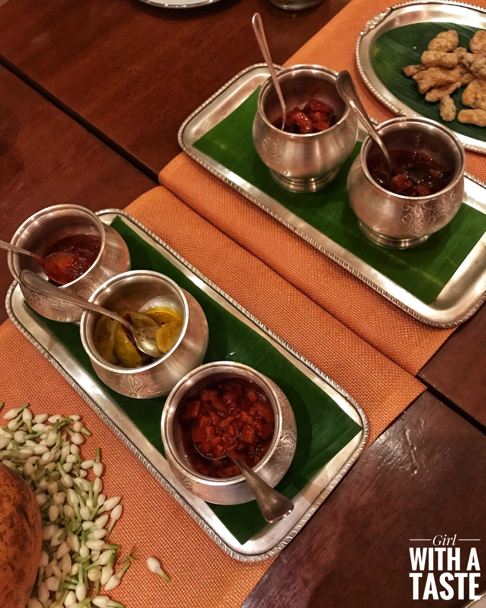 MALABAR FOOD FESTIVAL| THE DINING ROOM| PARK HYATT