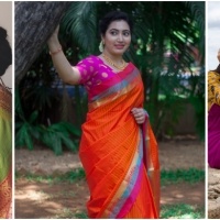 A SAREE STORY! 3 BLOGGERS | 3 SAREES | 3 STORIES