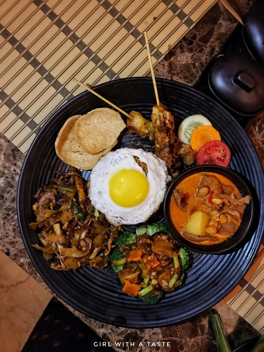 Scallion's new menu | Ramada Plaza